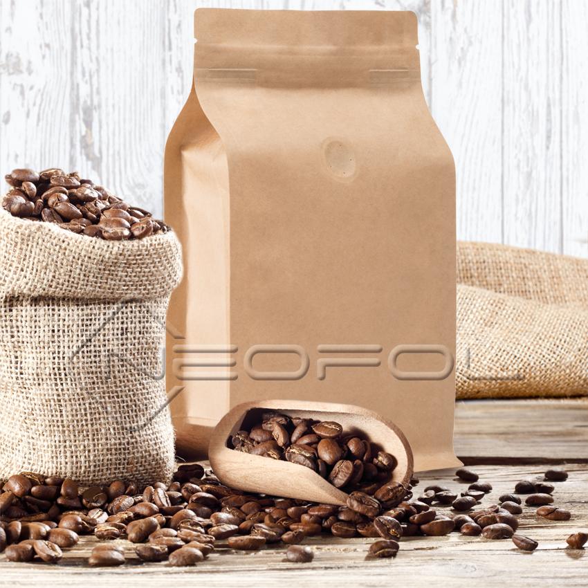 Branchenlösungen Verpackungen Kaffee