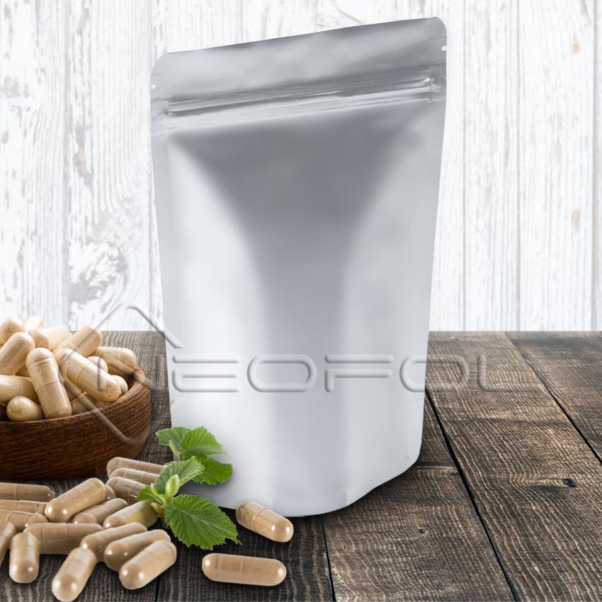 Nahrungsergänzungsmittel Verpackungen