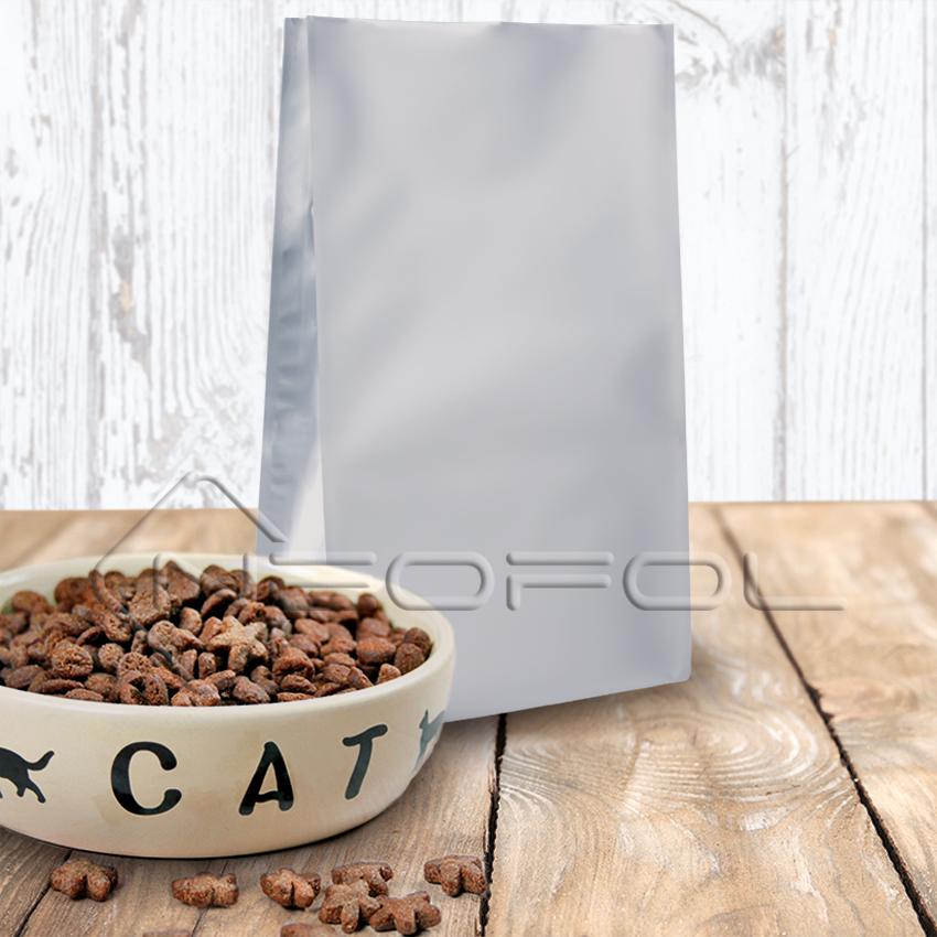 Tiernahrung Verpackungen
